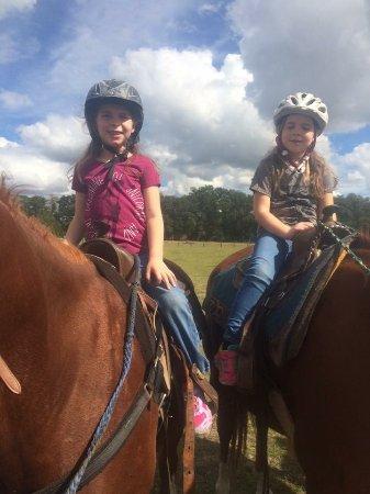 Pelham, GA: Trail rides