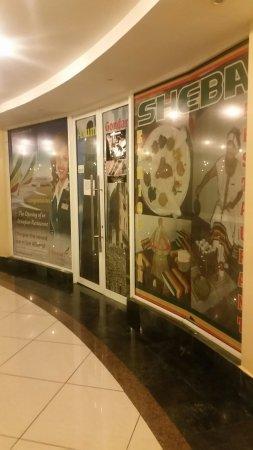 Sheba Ethiopian restaurant Mombasa