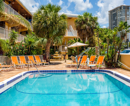Ocean Beach Palace Hotel And Suites 83 1 9 Updated 2018 Prices Reviews Fort Lauderdale Fl Tripadvisor