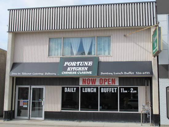 Steinbach, Canadá: Fortune Kitchen Shop View