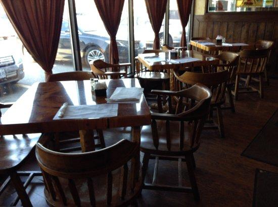 The lumberjack restaurant windsor reviews