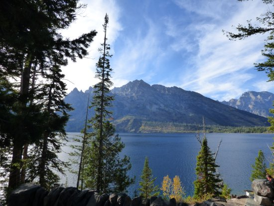 Grand Teton from afar