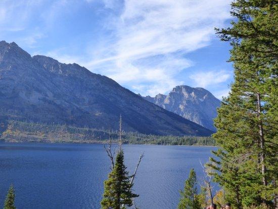 Grand Teton: Majestic