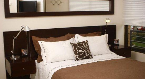 Brizen Apartments : Dormitorio