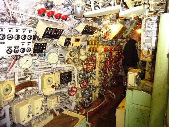 Img 20160518 155135 billede af u boot museum for Interieur u boot