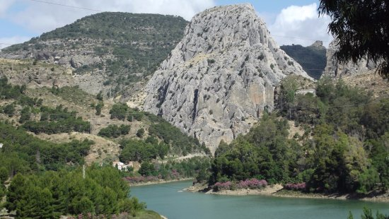 El Chorro, Spania: the lake