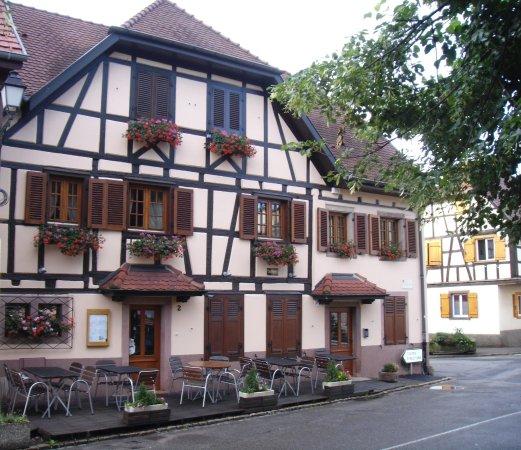 Hotel Restaurant  Ef Bf Bd La Ville De Nancy Eguisheim