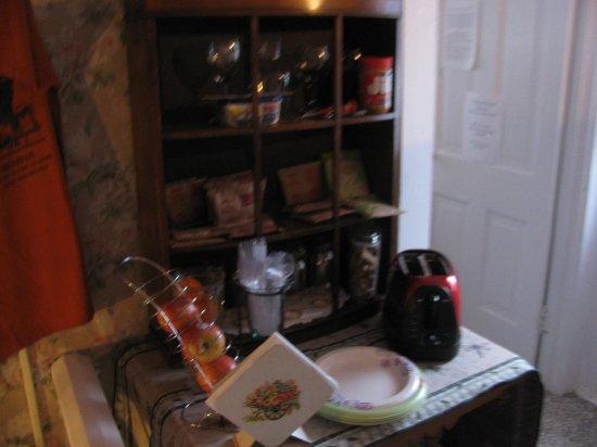 Silver Plume, Колорадо: tea & stuff