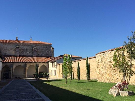 Medina de Pomar, İspanya: Monasterio de Santa Clara !!!
