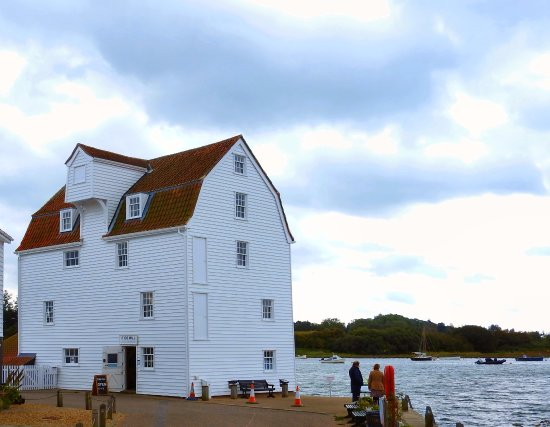 ‪Woodbridge Tide Mill‬