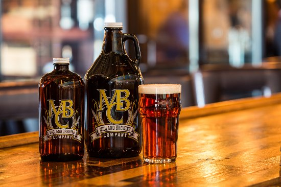 Midland, MI: Growlers at the Tap Room