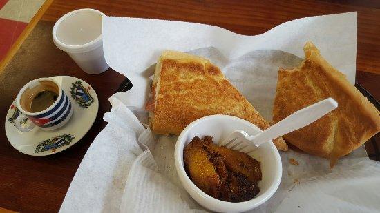 The Cuban Cafe