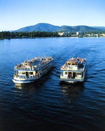 Lake Coeur d Alene Cruises