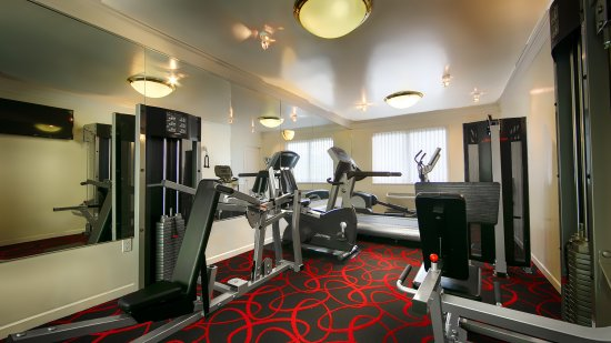 BEST WESTERN PLUS Columbia River Hotel: Fitness Room & Spa