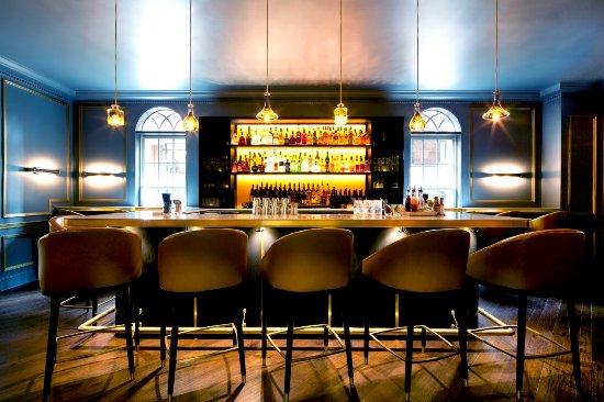 Kimpton Morrison House: Ashlar Bar
