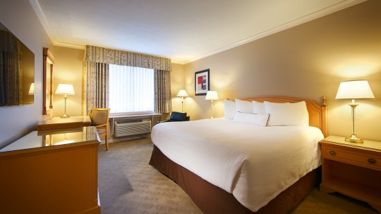 Best Western Plus Columbia River Hotel: Deluxe Preferred King Room