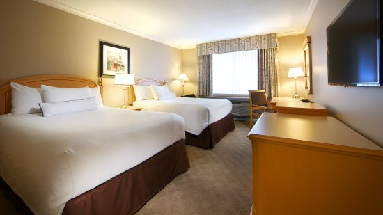 Best Western Plus Columbia River Hotel: Premier Oversize Double Room