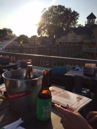 The Bridge Inn: View of The Bridges Inn