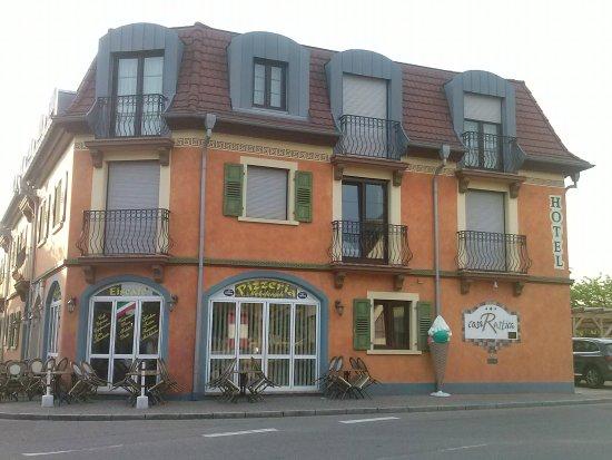 Hotel Casa Rustica: Hotel mit Restaurant