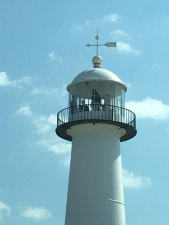 Inside The Lighthouse Picture Of Biloxi Lighthouse Tripadvisor