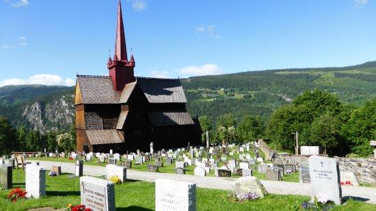 Ringebu Stave Church: kerkje