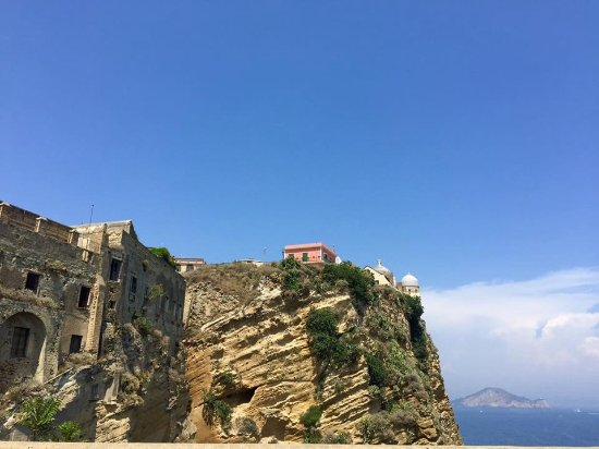 Terra Murata vista dalla seconda terrazza del belvedere - Foto di ...