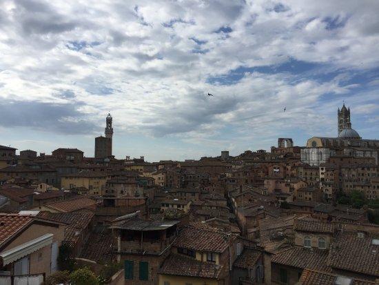 B&B Poggio Malavolti : View from Balcony