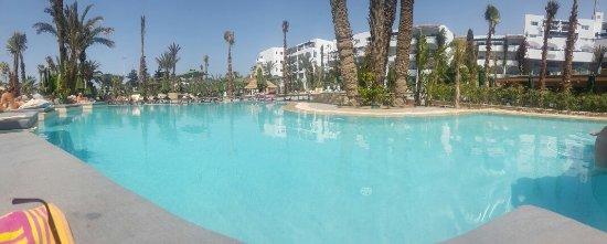 Hotel Riu Tikida Beach: 20160624_102310_large.jpg