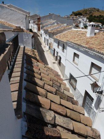 Carcabuey, Spanyol: het straatje