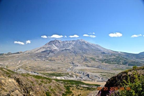 Amboy, WA: Mt. St. Helens