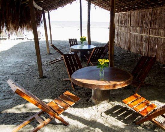 Kohsamui: Playa Mobiliario