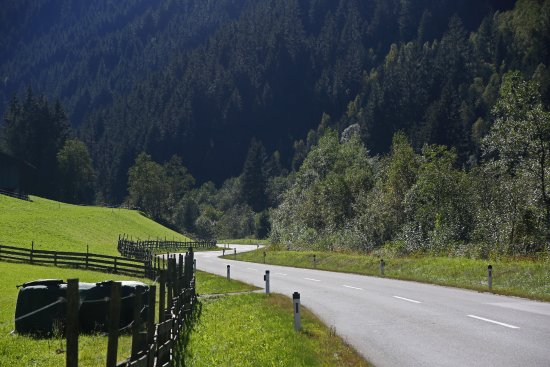 Telfes im Stubai, Austria: Stubai Valley