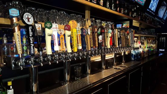 Waterford, MI: We have 38 Beers on tap!