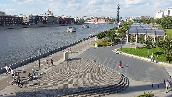 Парк искусств Музеон - Изображение Парк Музеон, Москва - Tripadvisor