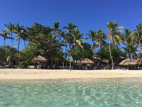 斐济卡斯特威岛酒店照片