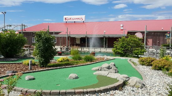 Saginaw, MI: Kokomos Family Fun Center