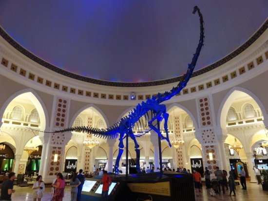 The Dubai Mall: Dubai Dino