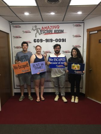 Escape Room Princeton Nj