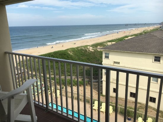 Surf Side Hotel: 4th floor, ocean view