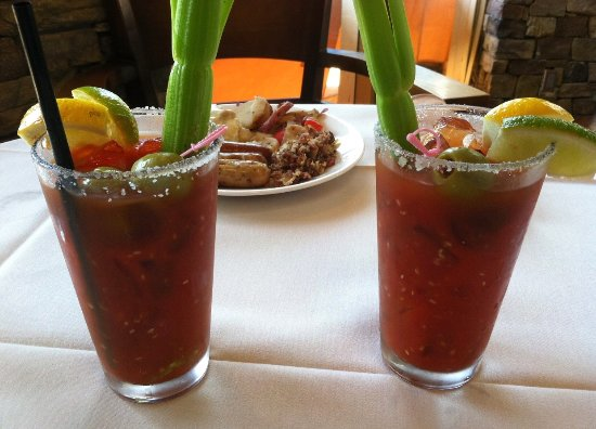 Fallbrook, CA: Best bloody Mary's