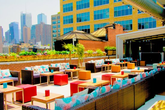 Photo of Mexican Restaurant Cantina Rooftop at 605 W 48th St, New York City, NY 10036, United States