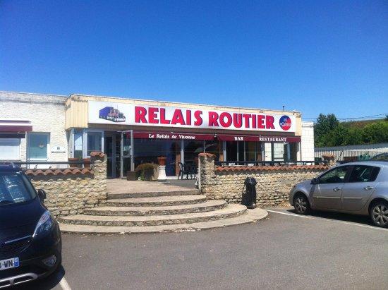 Vivonne, France: Le relais