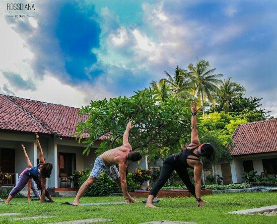Kuta Baru Poolside Yoga