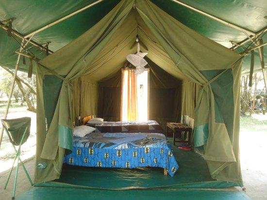 Wajee Mara Camp : Tented camp