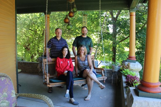 We had a great time for a couples retreat at the Scofield House Bed and Breakfast!