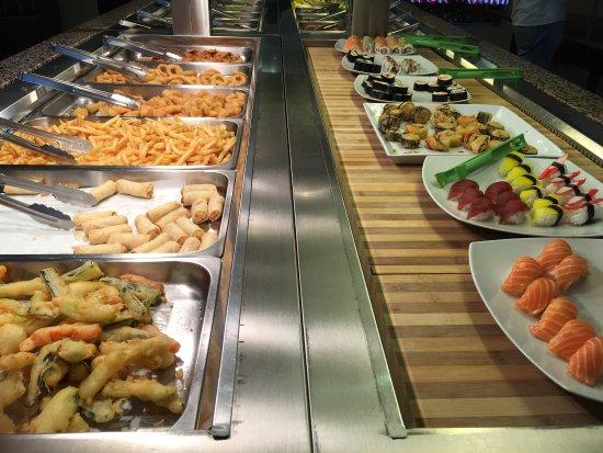 Buffet Italiano Cagliari : Hasu wok picture of hasu wok cagliari tripadvisor