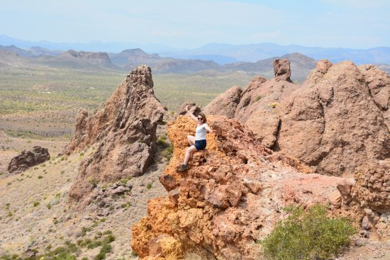 Lost Dutchman State Park: Peak of Treasure Loop