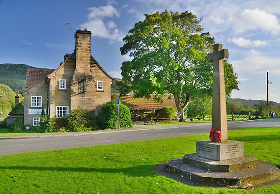 Ingleby Cross, UK: Welcome to The Blue Bell Inn