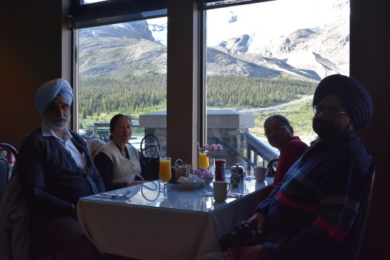 Athabasca, Canada: In Hotel