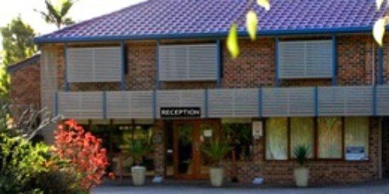 Yatala, Australia: Reception entrance